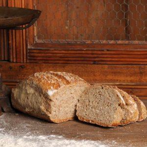 Pain à la farine Intégrale biologique