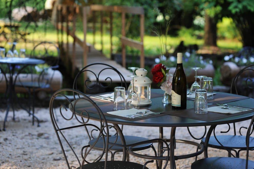 La petite table terrasse