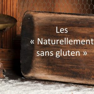 Pain naturellement sans gluten